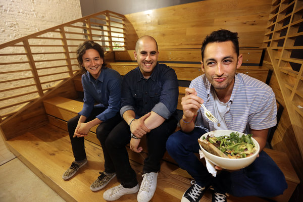 """Sweetgreen Restaurant: """"You can make more money by being ..."""