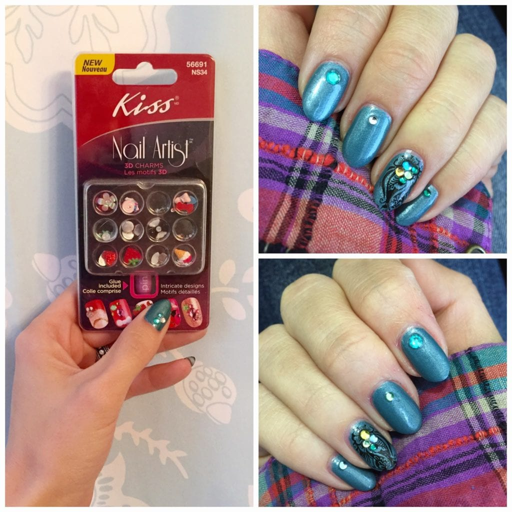 Mani Sundays with Kiss Nails! -