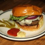 Eat at Joe's║ Treat Yourself for National Burger Day