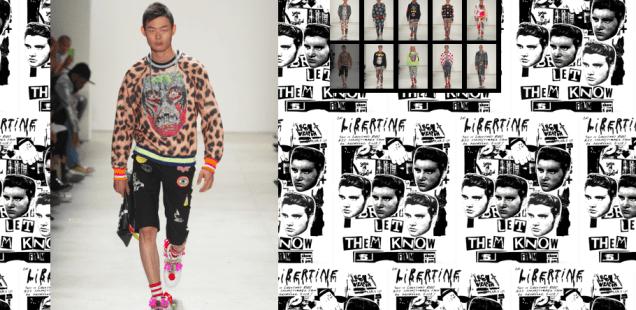 Libertine AW16: Fashion With A Message!