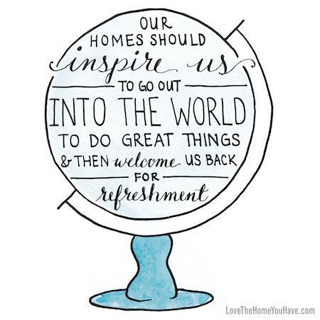 Home Quotes | It S Good To Be Home Again Quotes To Inspire