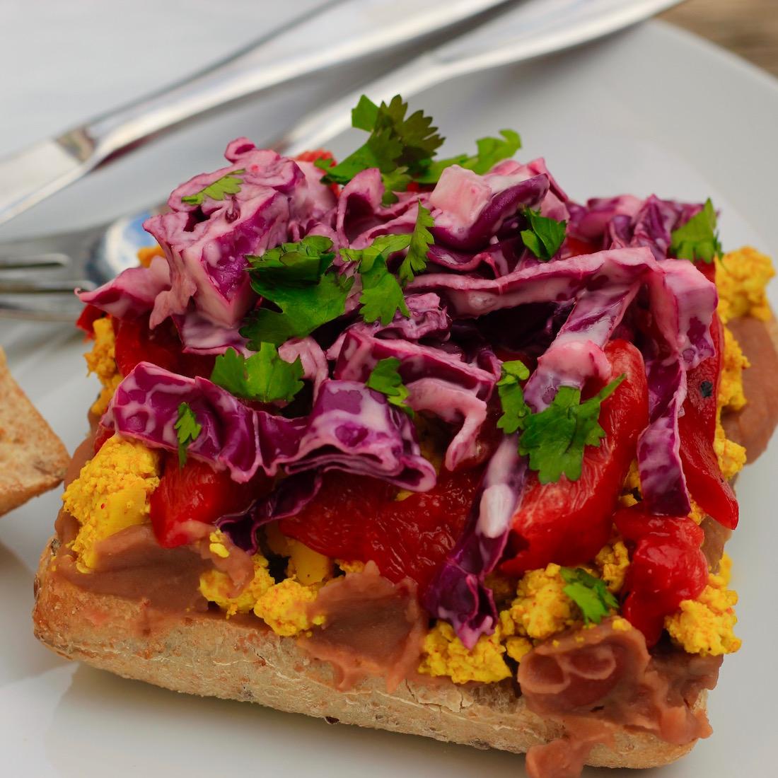 Mexican Picante Sandwich10