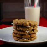 Sunflower Seed Butter Cookies