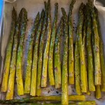 Tarragon Roasted Asparagus
