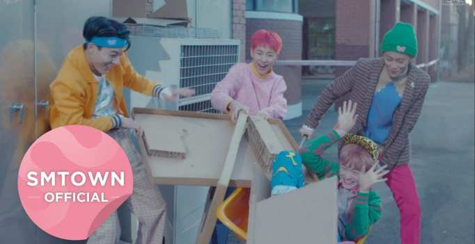 NCT Dream Crushes On Their First Love In New MV