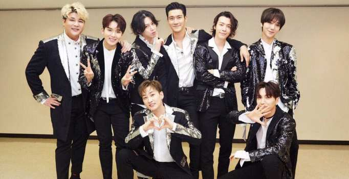 Super Junior Successfully Completes Two Sold-Out Concerts At