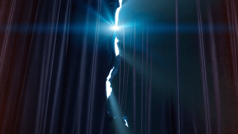 The Power of the Torn Curtain