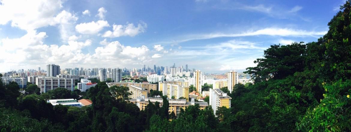 Hort-Faber Southern Ridges Singapore