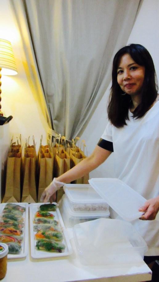 Sharon Glisten Rawlicious Raw Food Singapore