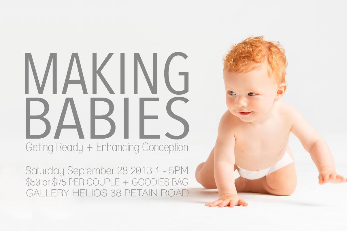 Making Babies Fertility Talk September 28 2013