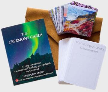 Ceremony Cards ice Wisdom