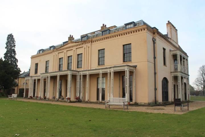 Review: Afternoon Tea at Moggerhanger Park, Bedfordshire