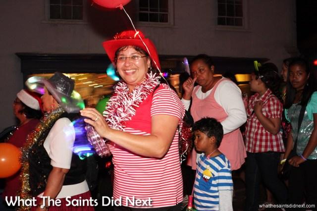 St Helena Festival of Lights 2014