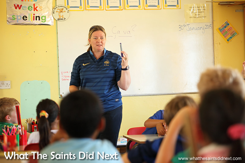 There are three primary schools on St Helena.