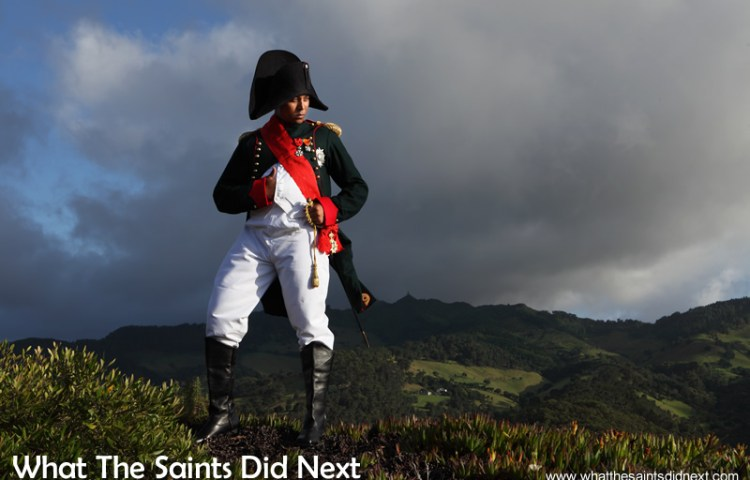 Doesn't He Wear It Well? The Saint Napoleon Bonaparte Uniform