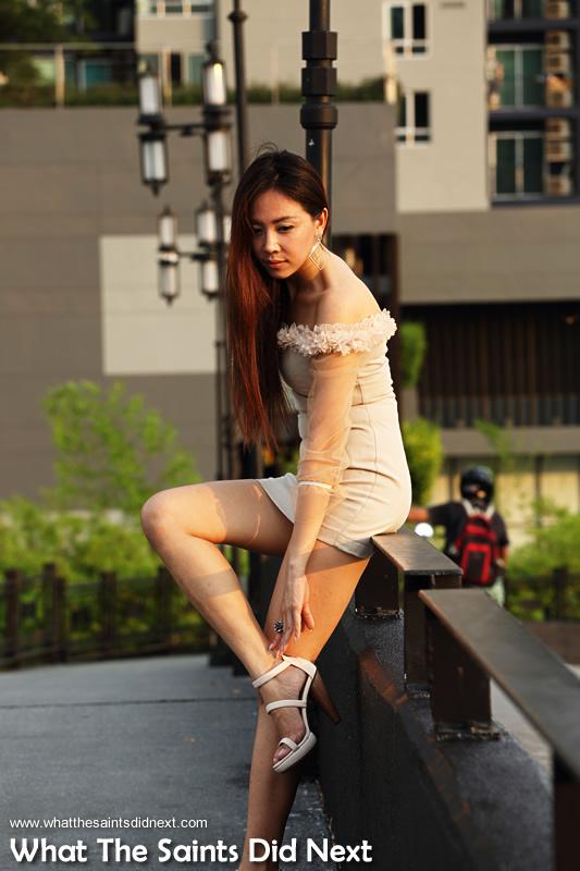 Thanya. Our Bangkok Street Photoshoot.