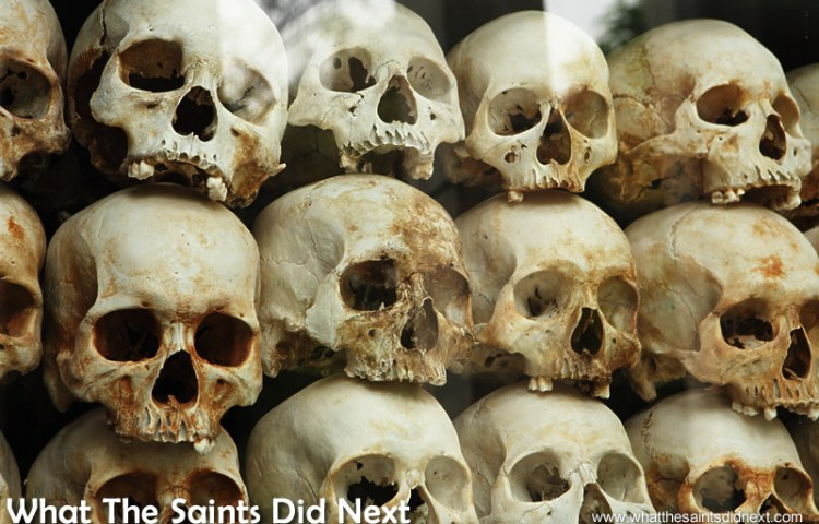 Choeung Ek Genocidal Centre – The Killing Fields of Cambodia