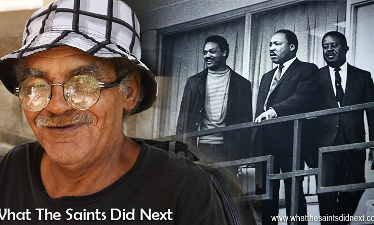 """The Man Who Saw The Last Speech Of Martin Luther King – """"It Was Something Else"""""""