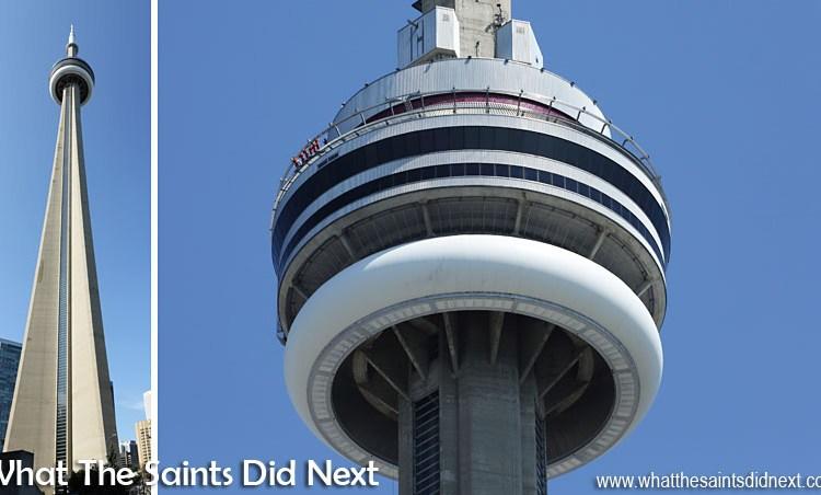 Toronto CN Tower – Engineering Wonder of the Modern World