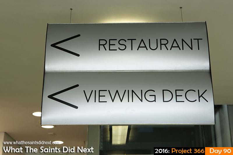 'Valencia' 30 March 2016, 10:37 - 1/60, f/8, ISO-400 What The Saints Did Next - 2016 Project 366 St Helena Airport.