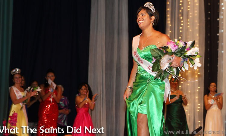 Kimley Yon Is Miss St Helena 2016