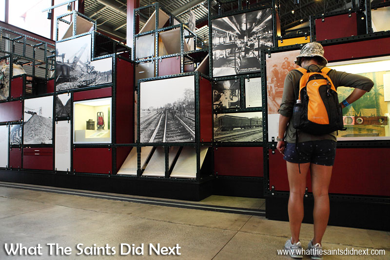 The Scranton Train Museum has comprehensive exhibits about the history and technology of steam railroads in the United States and vintage trains on display.
