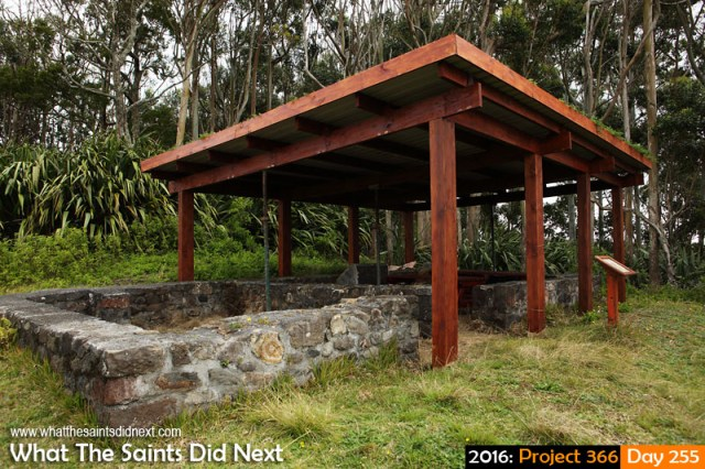 'Dolphin tales' 11 September 2016, 16:07 - 1/125, f8, ISO-200 What The Saints Did Next - 2016 Project 366 Halley's Mount, observation point, St Helena.