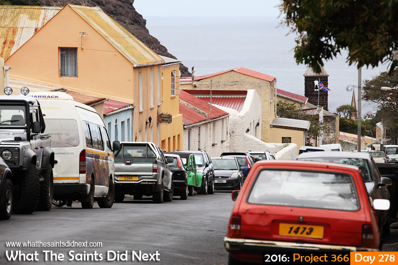 'Matthew' 4 October 2016, 11:58 - 1/500, f8, ISO-200 What The Saints Did Next - 2016 Project 366 Upper Jamestown, St Helena.