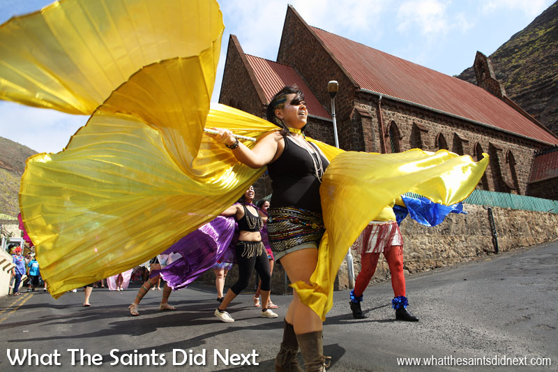 Wings is the theme of Carnival 2016. The colourful event on 15 October was a huge success. St Helena 2016: The Year In Review