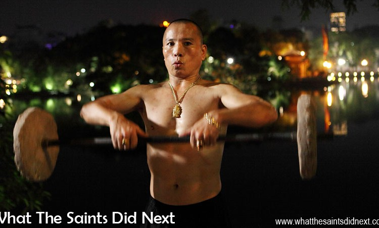 Get Fit Like Nobody's Watching – Early Morning Exercise In Hanoi