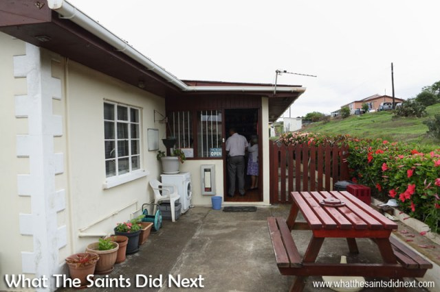 Country Shops, Part 2 - District Pillars of the St Helena Community