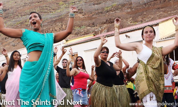 St Helena Day 2017 – Celebration In Jamestown in 30 Pictures