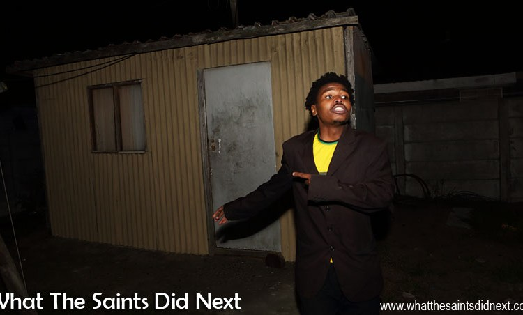 Theatre in the Backyard – A South African Township Drama