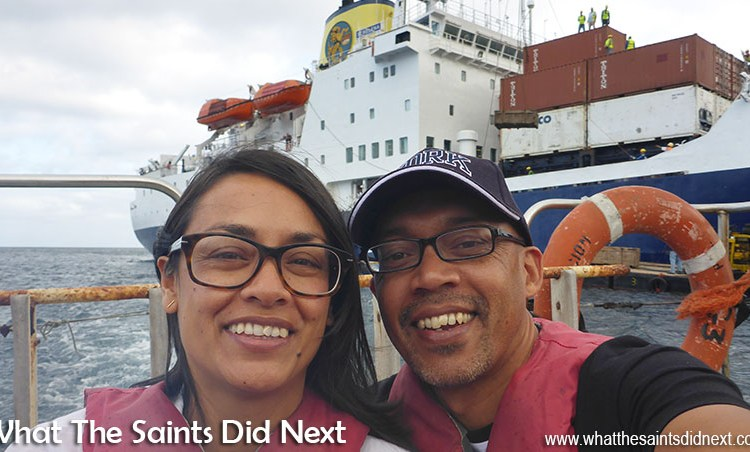 Going Home To Say Goodbye – Last Voyage on the RMS St Helena