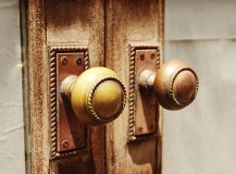 Knockers, Knobs & Keyholes – Door Photography in Jamestown, St Helena