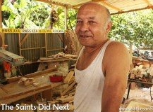 Time-lapse: The St Helena Boat Builder