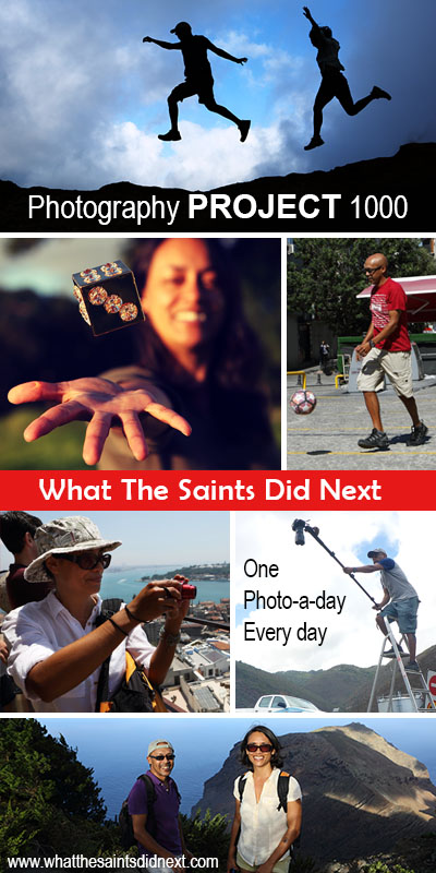 1000 Days 1000 pictures - What The Saints Did Next