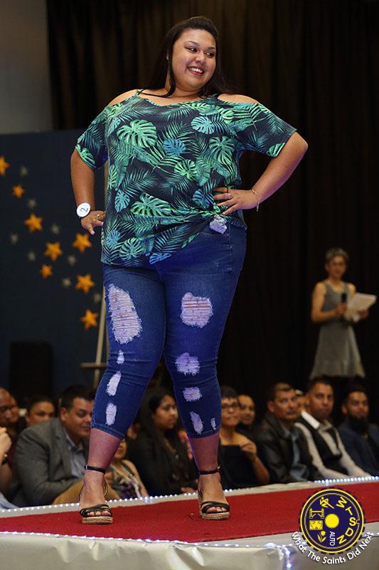 Tanisha Benjamin, contestant no.2