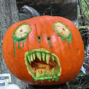 October 2008, personified. (Pumpkinified?)