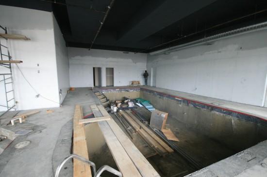Pool Room at Sooke Prestige Hotel