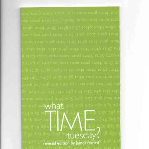 what Time, tuesday? books