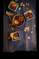 Korean black sesame porridge (Ggae jook)