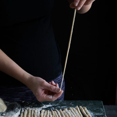 Kazakh Noodles with Laghman sauce / Uyghur Noodles