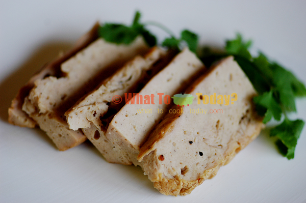 CHA QUE/ VIETNAMESE BAKED CINNAMON PATE