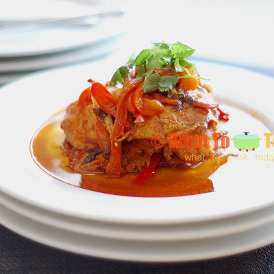 MOROCCAN-STYLE HOT FISH