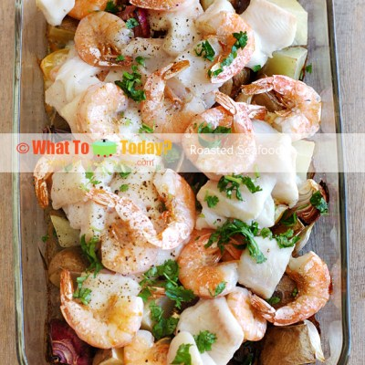 ROASTED SEAFOOD