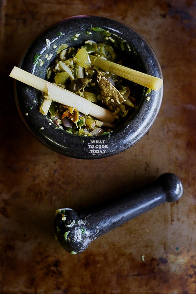 how to make indonesian sambal