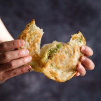 Street-style Chinese Scallion Pancakes (Cong You Bing)