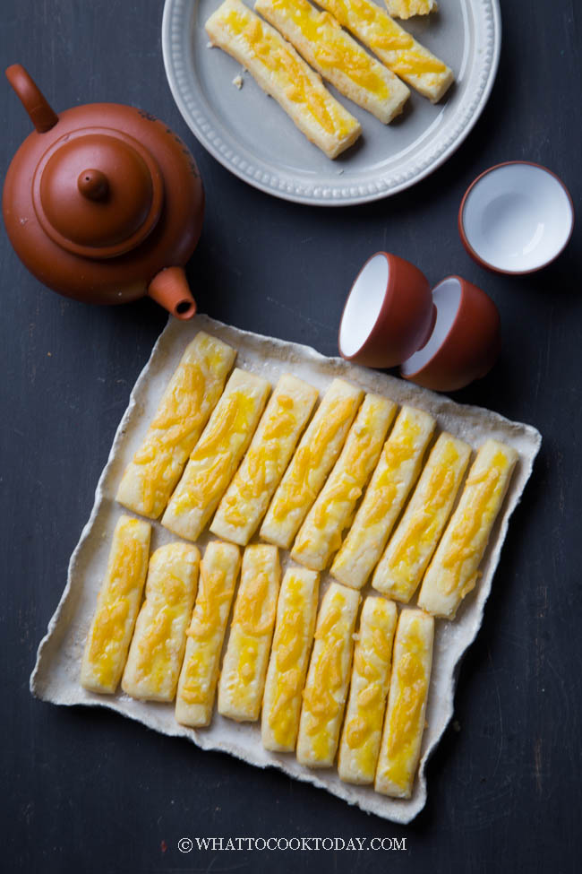 Kue Kastengel Dutch Indonesian Cheese Tarts What To Cook Today