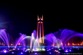 Quezon Memorial Circle - Elaine Ross Baylon 2